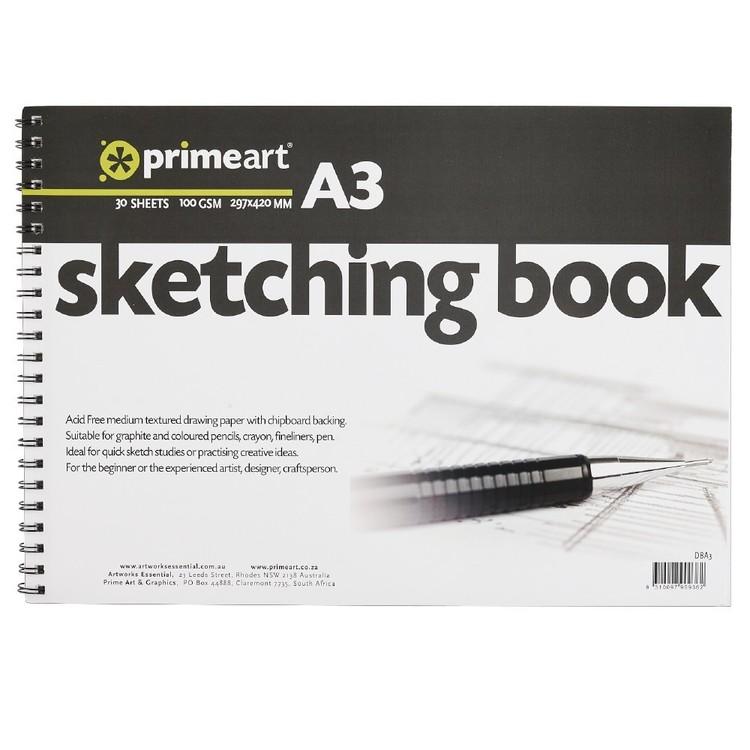 Derivan A3 Sketch Book
