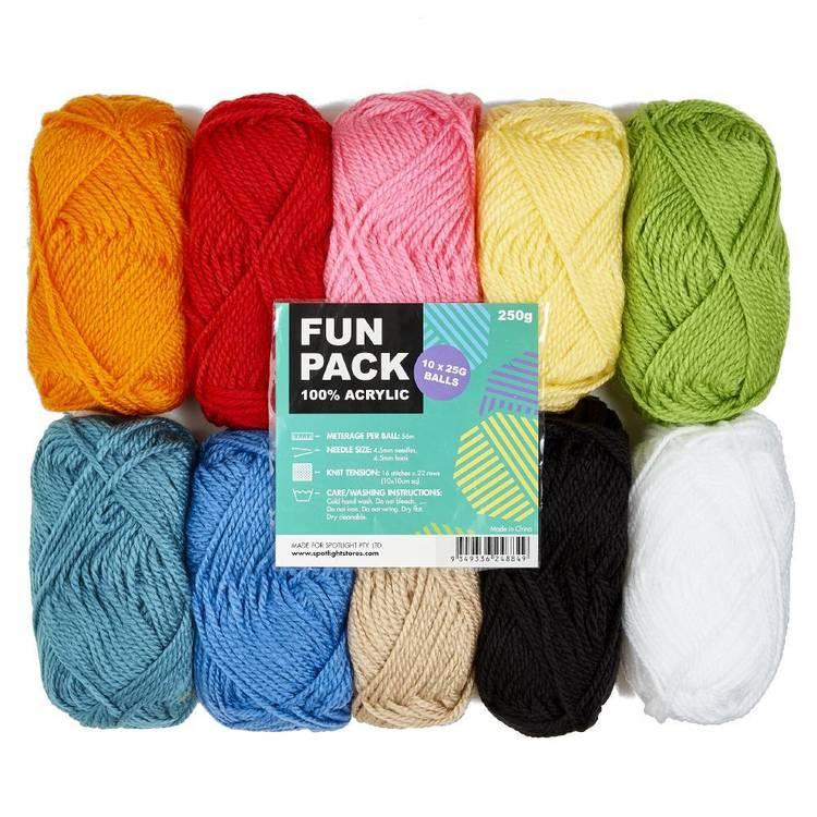 Fun Pack 250 G