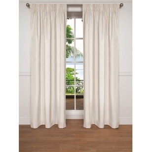 Pauanui Pencil Pleat Curtain