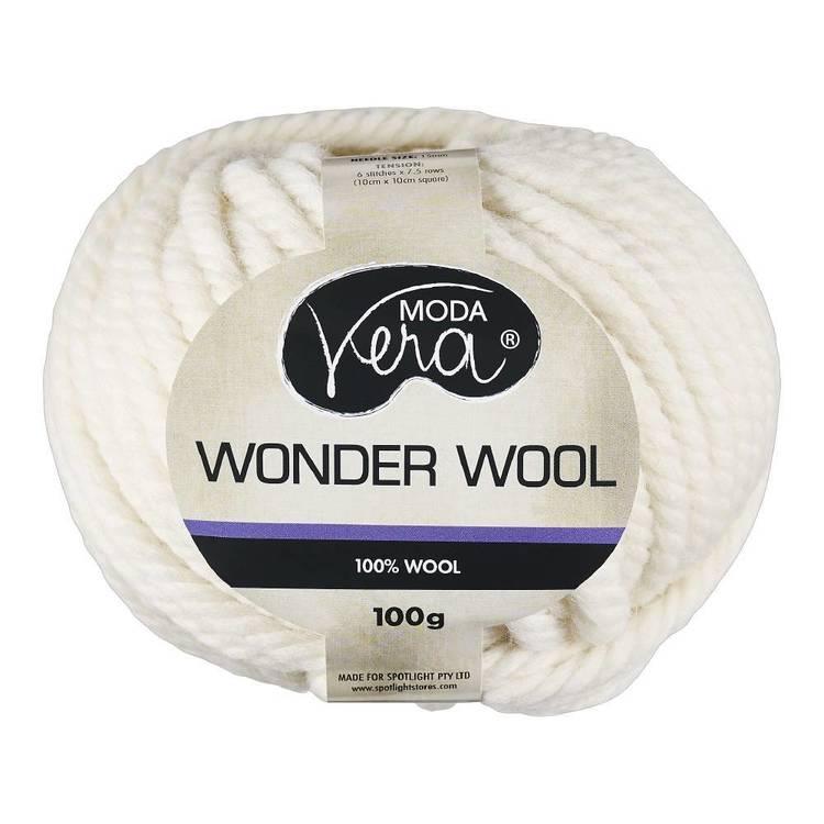Moda Vera Wonder Wool 100G Yarn