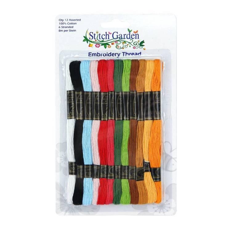 Stitch Garden Skeins Embroidery Thread