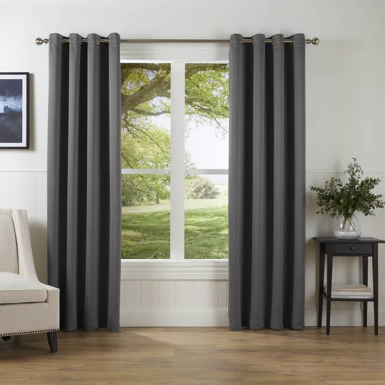 KOO Jackson Eyelet Curtain