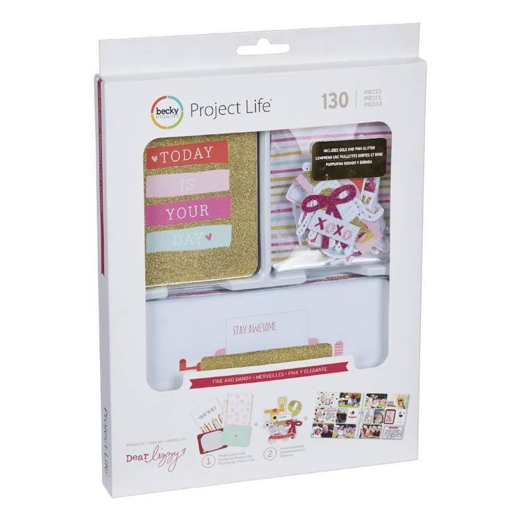 Project Life Fine And Dandy Value Kit