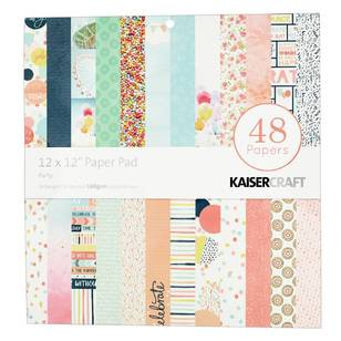 Kaisercraft Party Paper Pad