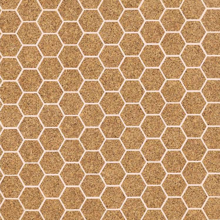 American Crafts Honeycomb Print
