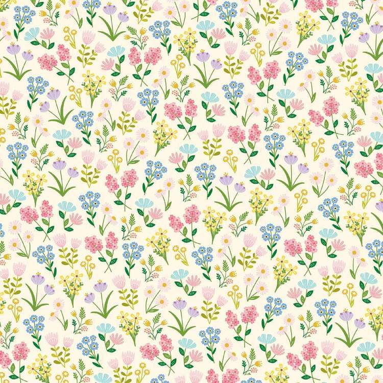 American Crafts Meadow Print