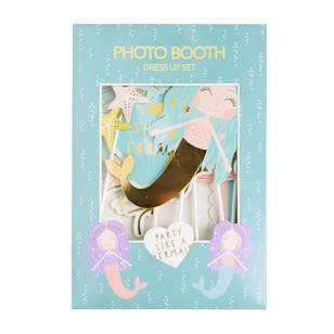 Mermaids Selfie Booth Pack