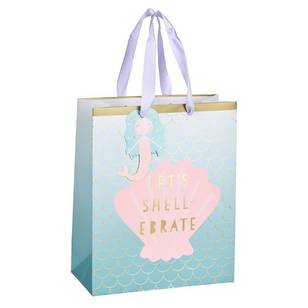 Mermaids Paper Gift Bag