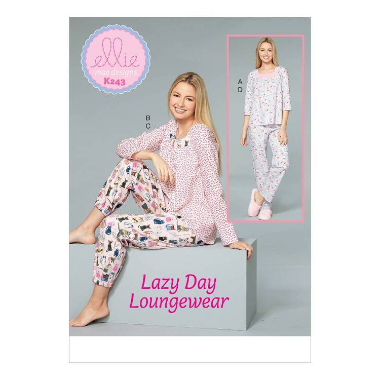 Kwik Sew Pattern K0243 Misses' Tops and Pants