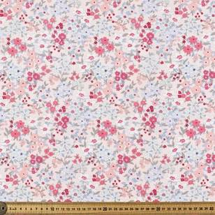 Country Garden Daisy Fabric