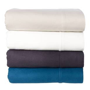 KOO Elite Flannelette Sheet Set