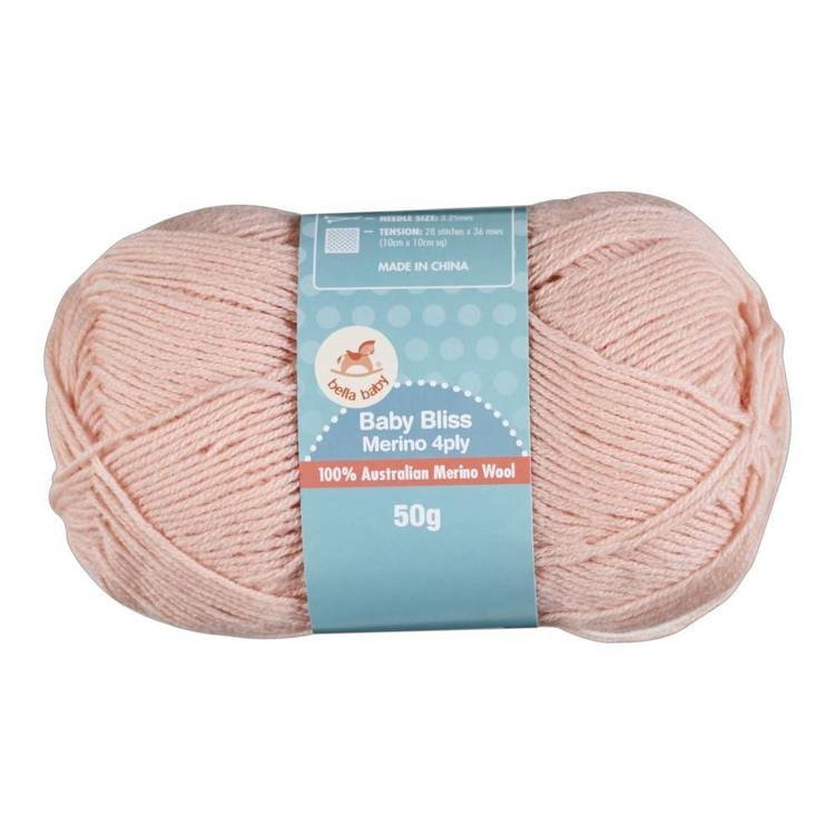 Bella Baby Baby Bliss Merino 4Ply