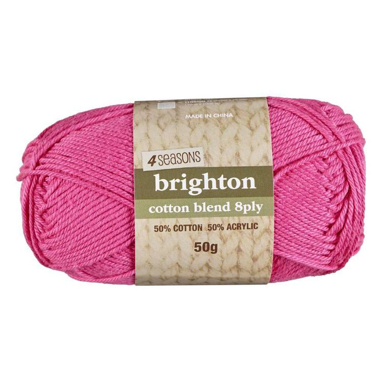 4 Seasons Brighton Cotton Blend 8 ply 50 g