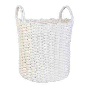 Ombre Home Winter Warmers Rope Basket