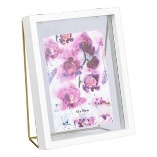 Ombre Home Distorted Blooms Frame