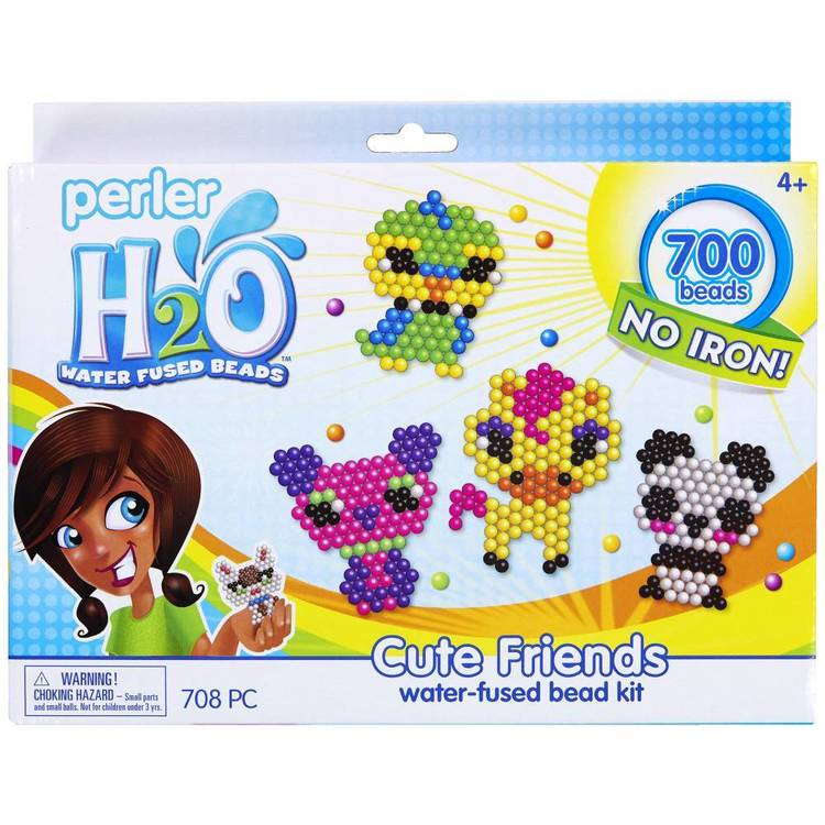 Perler H2O Furry Friends Box Kit