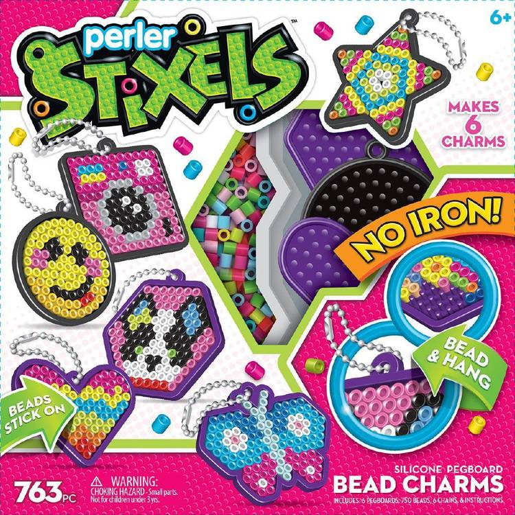 Perler Stixels Charmed Box Kit