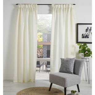Sonia Pinch Pleat Curtain