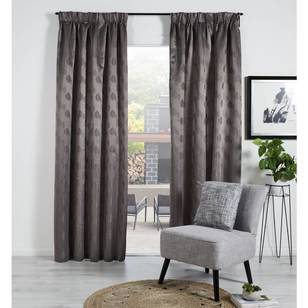 Maple French Pleat Curtain