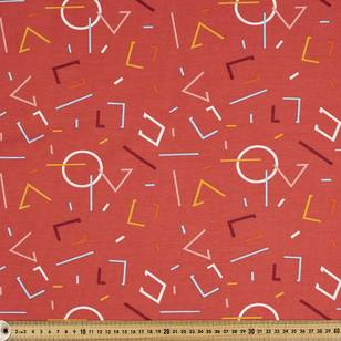 French Terry Geo 3 155 cm Fabric