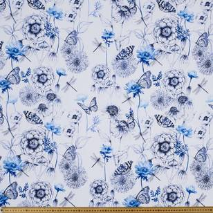 Darwin Printed Uncoated Decorator Fabric