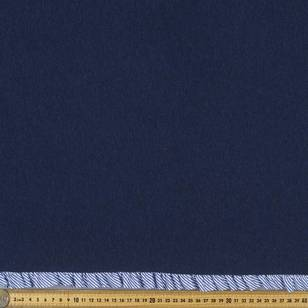 Plain Trimmed Cotton Jersey Fabric