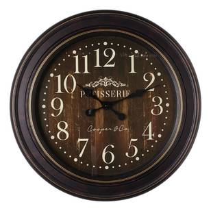 Cooper & Co Jumbo Eau De Cologne Clock
