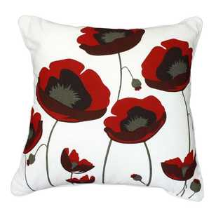 Limon Tasman Flanders Field Cushion