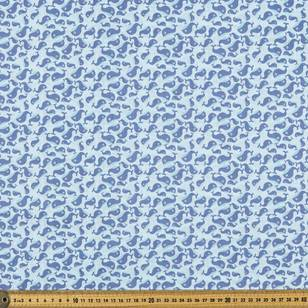 Mix N Match TC Whale Tale Fabric