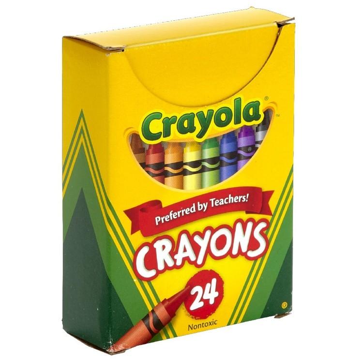 Crayola Regular Washable Crayon