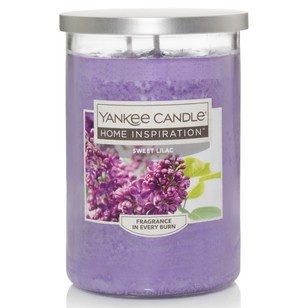 Yankee Candle Home Inspiration Large Tumbler Jar Sweet Lilac