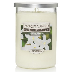 Yankee Candle Home Inspiration Large Tumbler Jar Exotic Jasmine