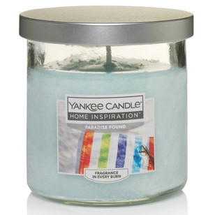 Yankee Candle Home Inspiration Small Tumbler Jar Paradise Found