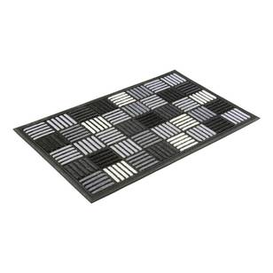 AMS Outdoor Square Lined Pattern Mat