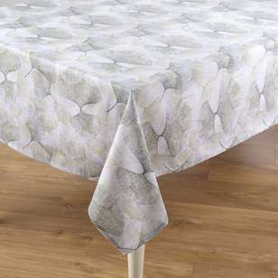 Hyde Park Ginko Printed Table Cloth