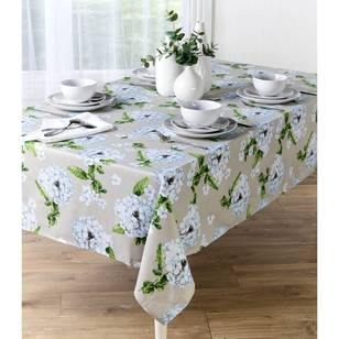 Hyde Park Marie Printed Tablecloth