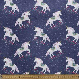 Magical Printed Poplin Fabric