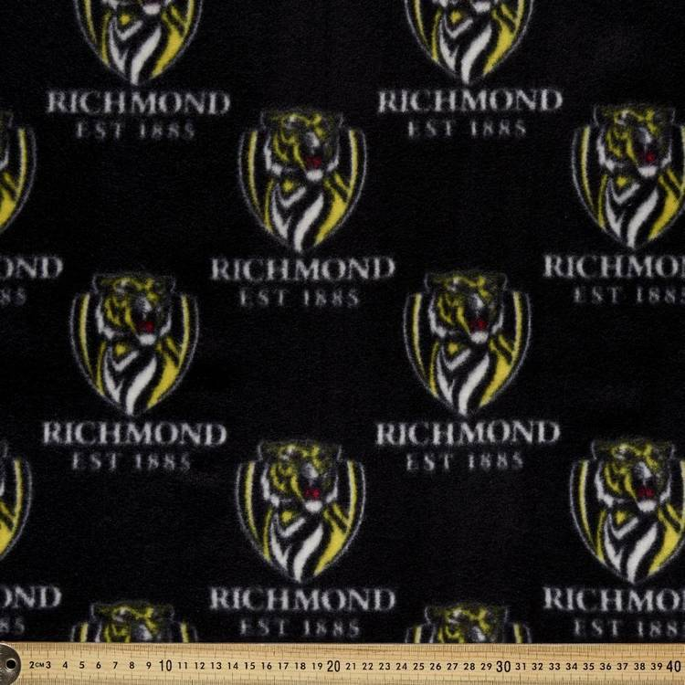 AFL Richmond Tigers Logo Fleece