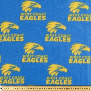 AFL West Coast Eagles Logo Fleece