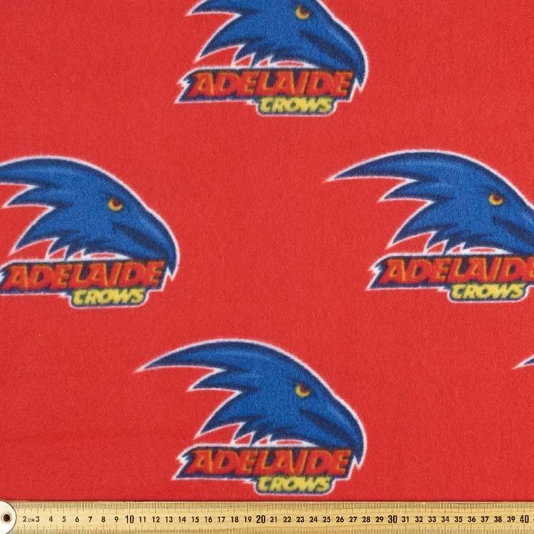 AFL Adelaide Crows Logo Fleece