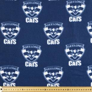 AFL Geelong Cats Logo Fleece