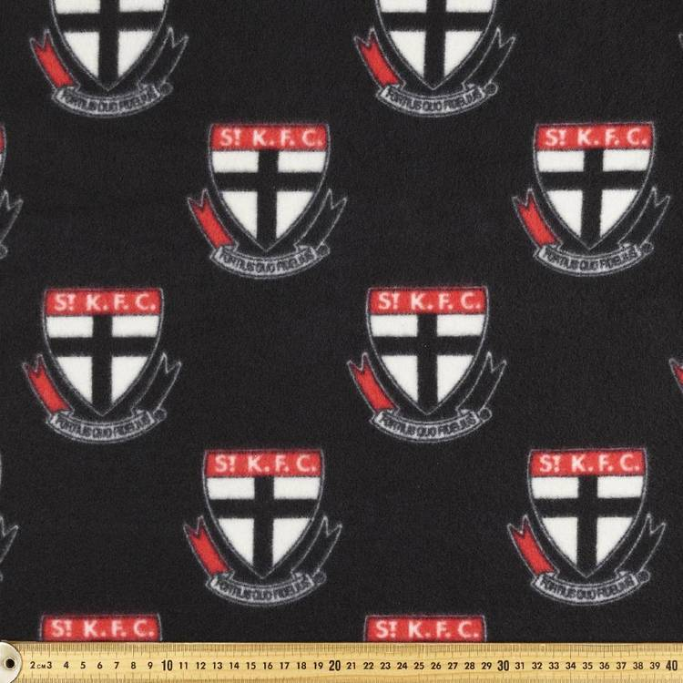 AFL St Kilda Saints Logo Fleece