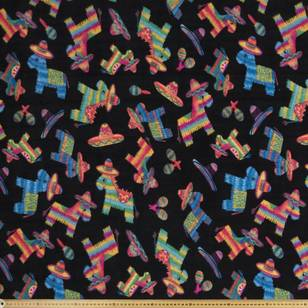 Nordic Fleece Pinata Fabric
