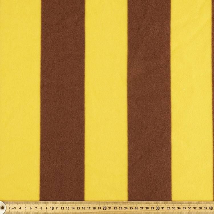 Stripe Fleece Hawthorn