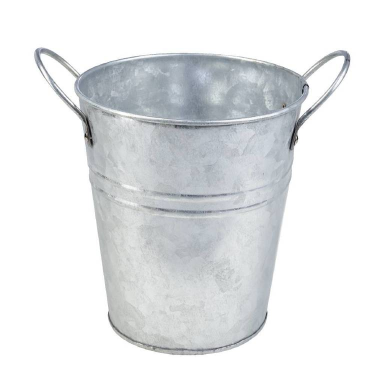 Francheville Round Tin Container