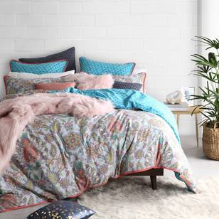 Logan & Mason Bindhi Quilt Cover Set