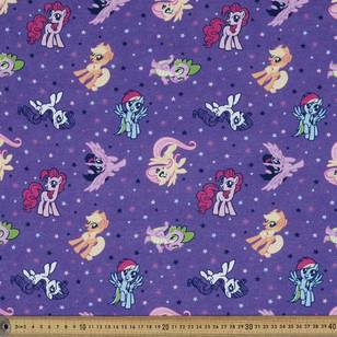 My Little Pony Jersey Fabric