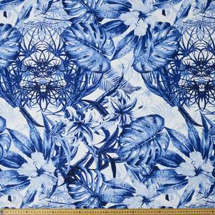 Lilly Printed Sateen Fabric