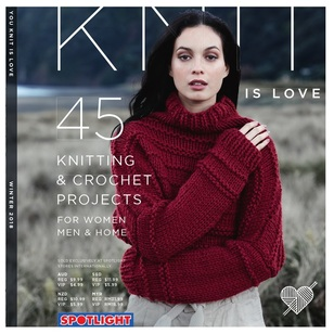 All You Knit Is Love Pattern Book