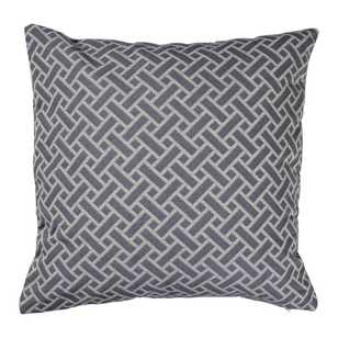 Living Space Emily Geo Cushion